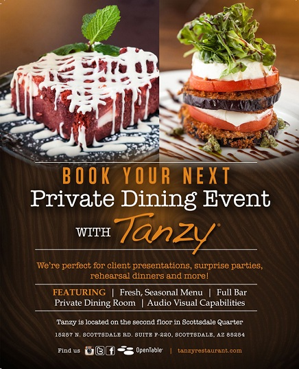 Tanzy Event
